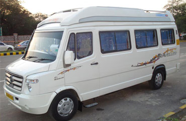 15 Seats Tempo Traveller on Rent