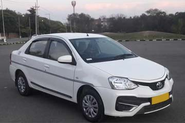 Etios Car Rental Services