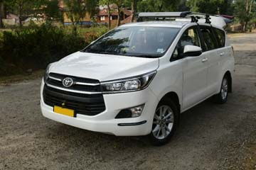 Innova Crysta Cars in Amritsar